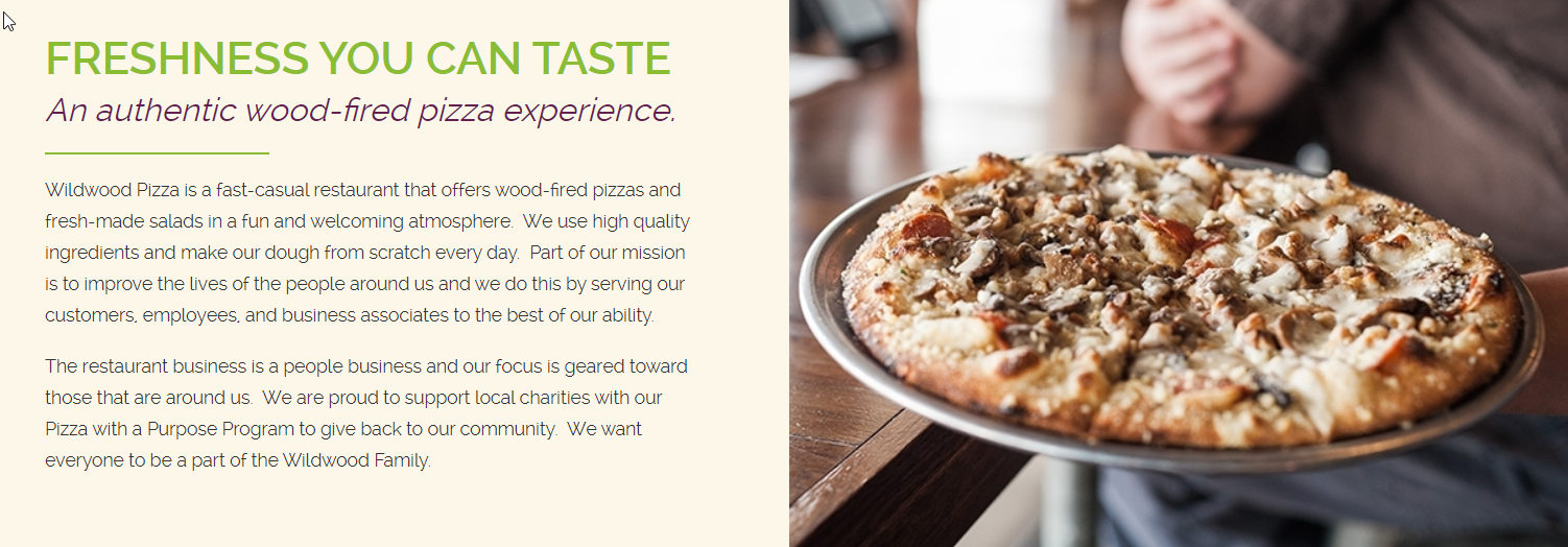 2020 WILDWOOD Pizza_ About Us_ Listing 1202 x 424